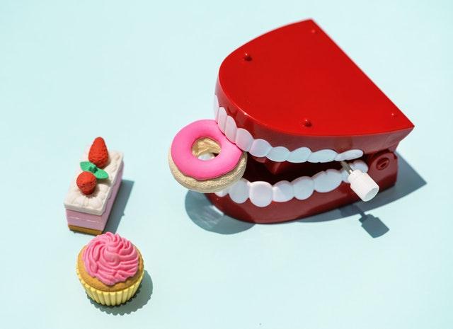 barn till tandläkare
