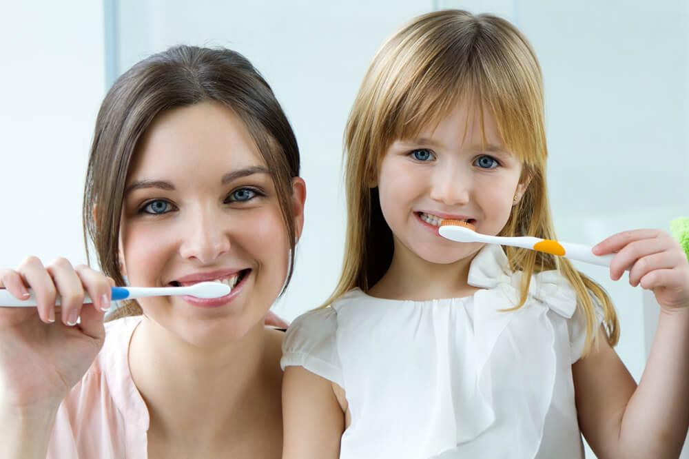 Borsta tänderna på rätt sätt Hagakliniken i Solna AB 2