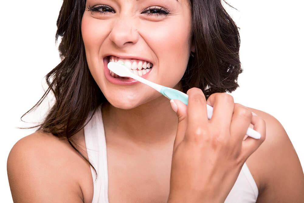Borsta tänderna på rätt sätt Hagakliniken i Solna AB 3